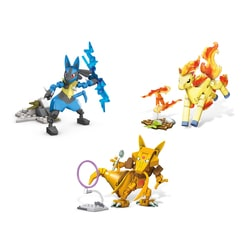 Briques de construction Pokémon Power Pack assortiment