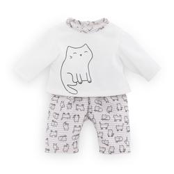 Pyjama 2 pièces pour poupée Ma Corolle de 36 cm
