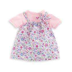 Robe fleurie pour poupée Ma Corolle 36 cm