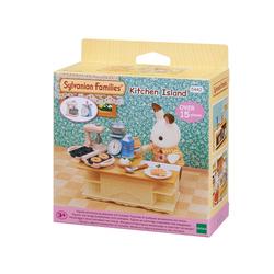 Sylvanian Families - 5442 - Le meuble de cuisine et accessoires