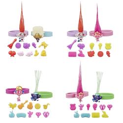 Figurines et accessoires - Amis petits danseurs Trolls