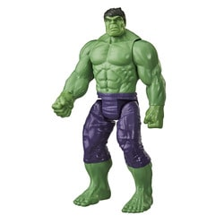 Figurine Hulk Titan Hero Series Blast gear 30 cm - Marvel