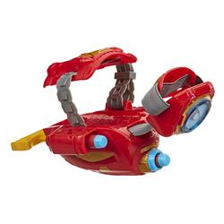 Décharge de répulseur Iron Man Nerf Power Moves - Avengers