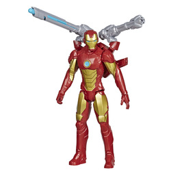 Figurine Iron Man Titan Hero Blast Gear - Avengers