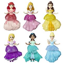 Coffret 6 mini-poupées 8 cm - Disney Princesses