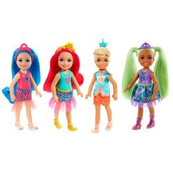 Poupée Chelsea Barbie multicolore