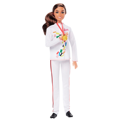 Barbie - Jeux Olympiques assortiment