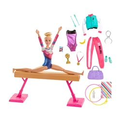 Coffret Barbie gymnastique