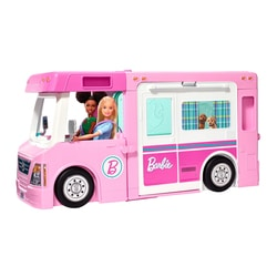 Camping-Car de rêve 3 en 1 Barbie