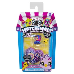 Pack 2 Hatchimals et 2 animaux S7 assortiment