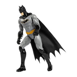 Figurine Batman gris Rebirth 30 cm