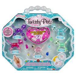 Pierres précieuses Twisty Pets Multi Pack