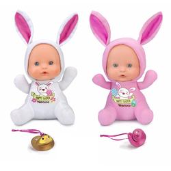 Poupon Nenuco Pâques lapin Surprise