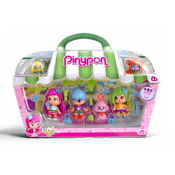 Coffret 6 figurines Pinypon