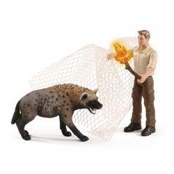 Attaque de la hyène