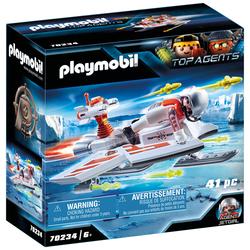 70234 - Playmobil Top Agents - Agent volant de la Spy Team