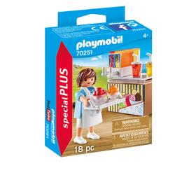 70251 - Playmobil Spécial Plus - Vendeur de sorbets