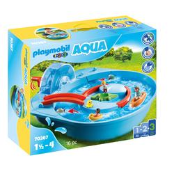 70267 - Playmobil 1.2.3 - Parc aquatique