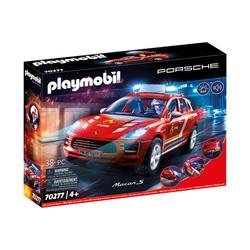 70277 - Playmobil Porsche - Porsche Macan S et pompier