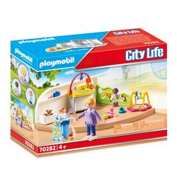 70282 - Playmobil City Life - Espace crèche pour bébés