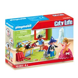 70283 - Playmobil City Life - Enfants et malle de déguisements