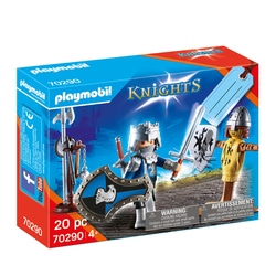 70290 - Playmobil Knights - Set cadeau Chevaliers