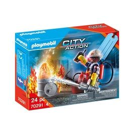 70291 - Playmobil City Action - Set cadeau Pompier