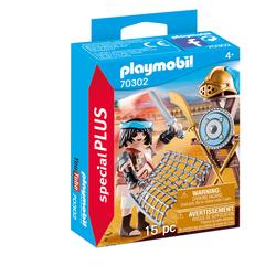 70302 - Playmobil Spécial Plus - Gladiateur avec armes