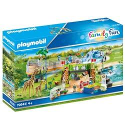 70341 - Playmobil Family Fun - Le Parc animalier
