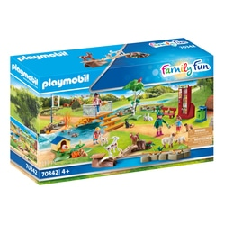 70342 - Playmobil Family Fun - Le Jardin animalier