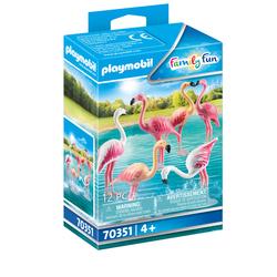 70351 - Playmobil Family Fun - Groupe de Flamants roses