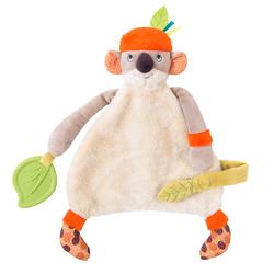 Doudou Koala Koco dans la jungle 30 cm