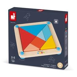 Puzzle j'apprends les formes Le tangram - Essentiel