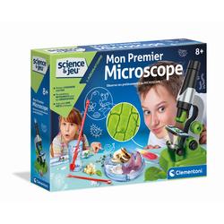 Mon premier microscope