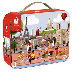 Puzzle 200 pièces Paris