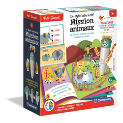 Stylo interactif Mission Animaux - Petit Savant
