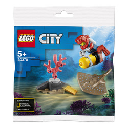 30370 - LEGO® City - Le plongeur