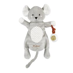 Doudou marionnette Lili la souris