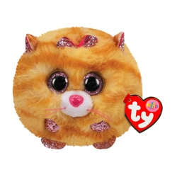 Peluche Puffies Tabitha le chat 9 cm