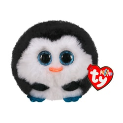 Peluche Puffies Waddles le pingouin 9 cm