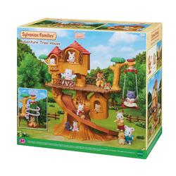 Sylvanian Families - 5450 - La nouvelle cabane dans les arbres