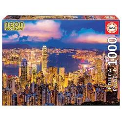 Puzzle 1000 pièces Hong Kong