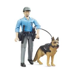 Coffret figurine policier