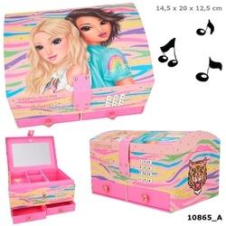 Boîte à bijoux musicale Top Model