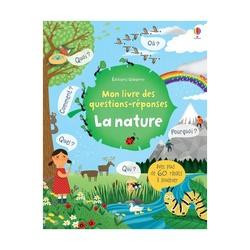Mon livre des questions-réponses - La nature