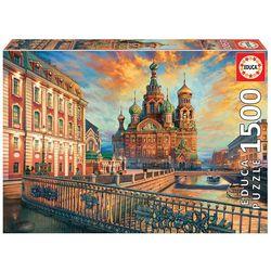 Puzzle 1500 pièces – Saint-Pétersbourg