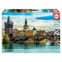 Puzzle 2000 pièces, Prague