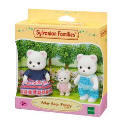 Sylvanian Families - 5096 - La famille ours polaire