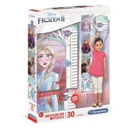 Puzzle 30 pièces Measure Me toise murale - La Reine des Neiges 2
