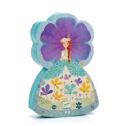 Puzzle 36 pièces Princesse printemps